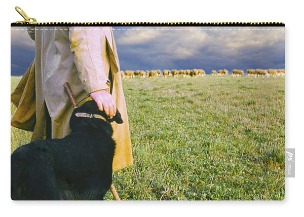 French Shepherd Carry-all Pouch