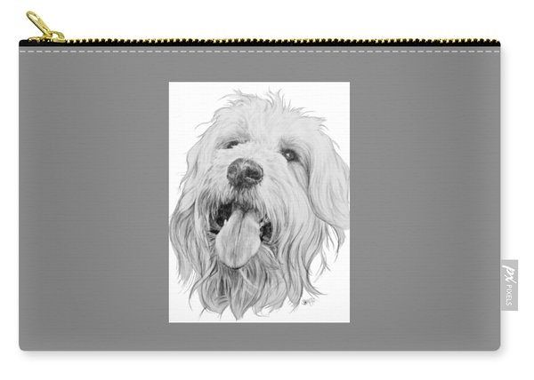 Goldendoodle Carry-all Pouch