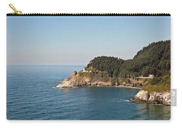 Heceta Head Lighthouse - Pov Carry-all Pouch