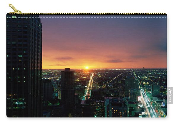 Houston, Texas, Usa Carry-all Pouch