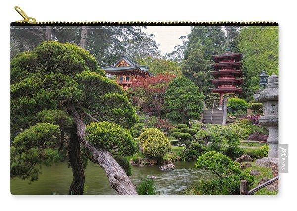 Japanese Tea Garden - Golden Gate Park Carry-all Pouch