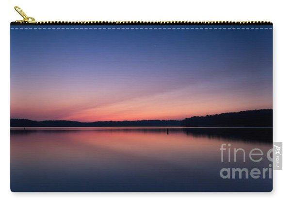Lake Lanier After Sunset Carry-all Pouch