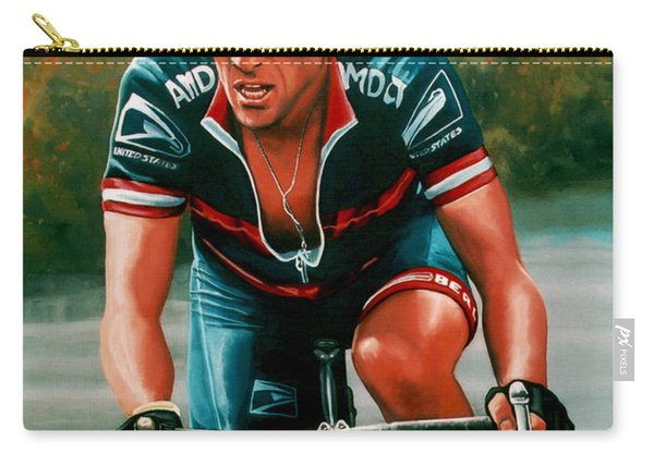 Lance Armstrong Carry-all Pouch