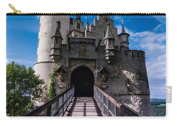 Lichtenstein Castle - Baden-wurttemberg - Germany Carry-all Pouch