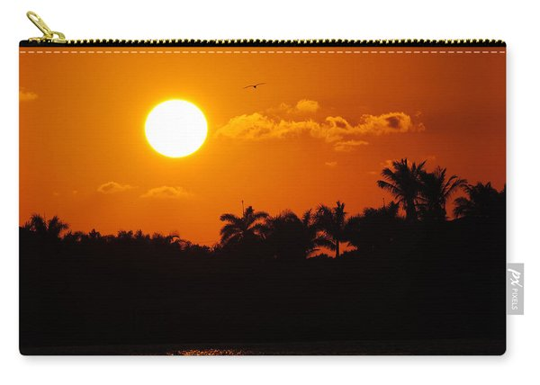 Marco Island Sunset Carry-all Pouch