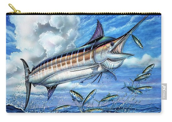 Marlin Queen Carry-all Pouch