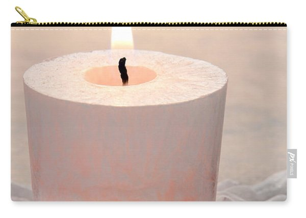 Memorial Candle Carry-all Pouch