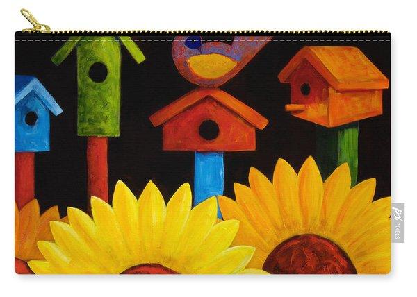 Midnight Garden Carry-all Pouch