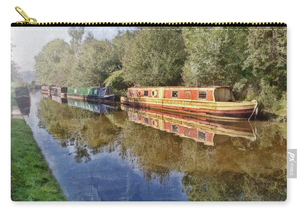 Moored Up Carry-all Pouch