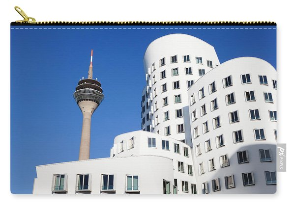 Neuer Zollhof Buildings Designed Carry-all Pouch