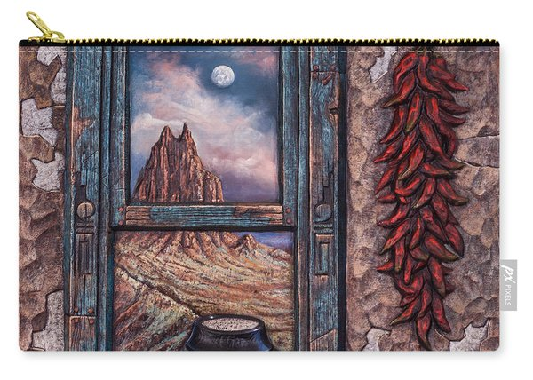 New Mexico Window Carry-all Pouch