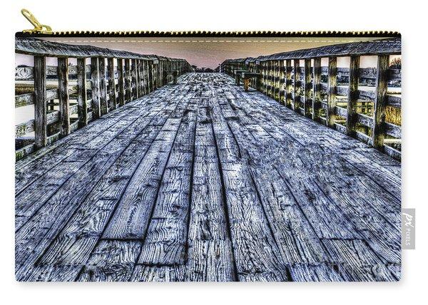 Old Pitt St Bridge Carry-all Pouch
