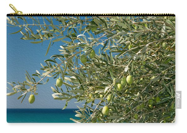 Olives 2 Carry-all Pouch