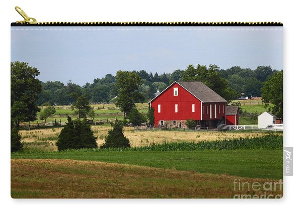 Red Barn Gettysburg Carry-all Pouch