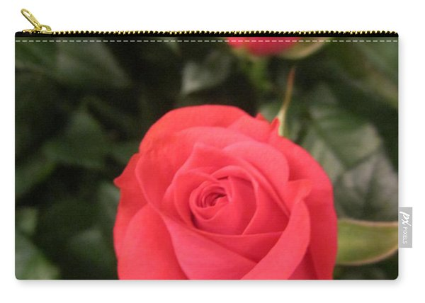 Roses In Red Carry-all Pouch