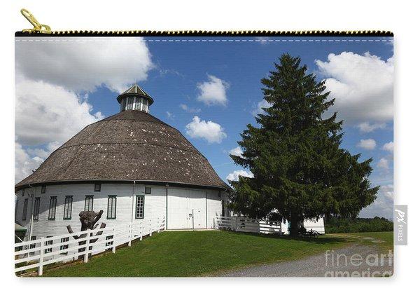 Biglerville Round Barn Near Gettysburg Carry-all Pouch