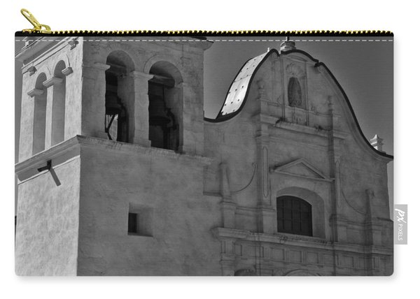 San Carlos Cathedral Carry-all Pouch