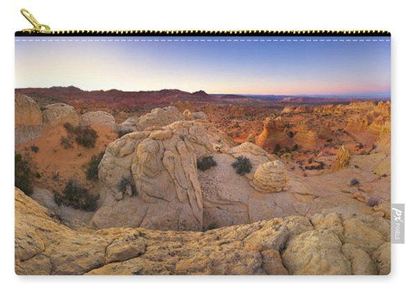 Sandstone Formations Coyote Buttes Carry-all Pouch