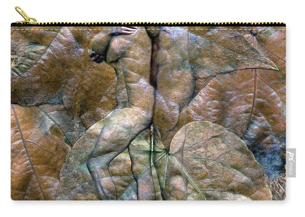 Sheltered Carry-all Pouch