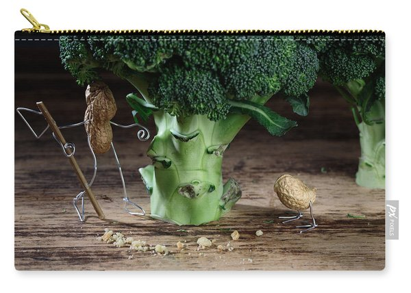 Simple Things -  Strange Birds Carry-all Pouch