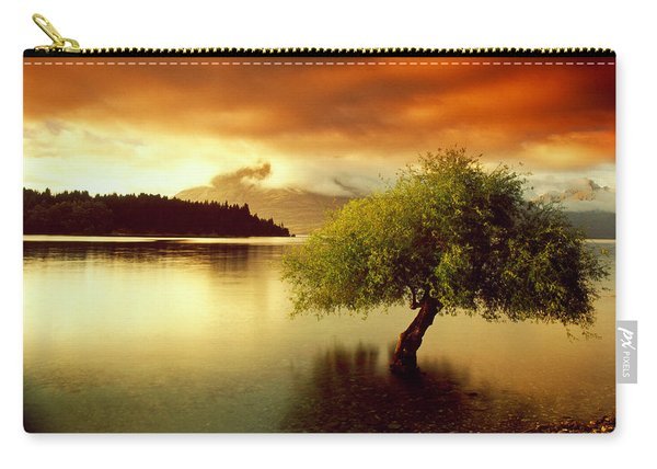 South Island New Zealand Carry-all Pouch