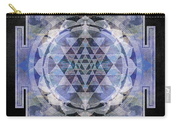 Sri Yantra  Carry-all Pouch