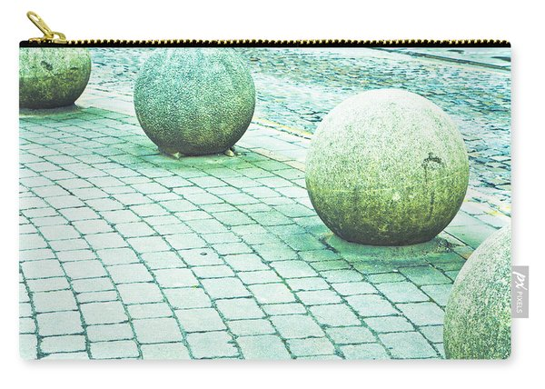 Stone Balls Carry-all Pouch