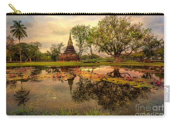 Sukhothai Historical Park Carry-all Pouch
