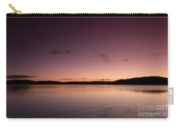 Sunrise On Lake Lanier Carry-all Pouch