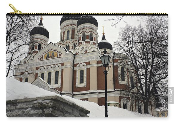Tallinn Estonia Carry-all Pouch