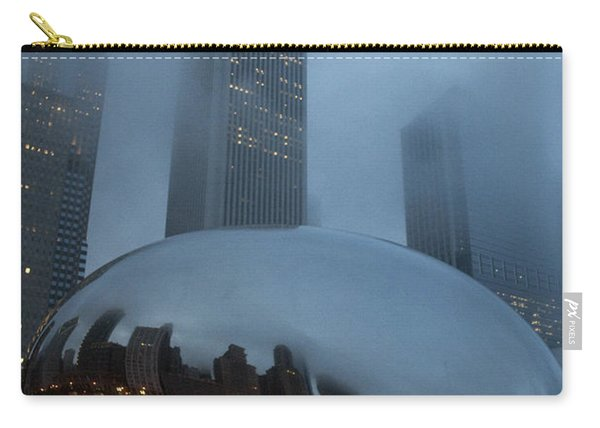 The Bean And Fog Carry-all Pouch