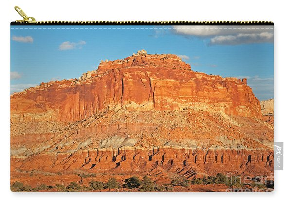 The Goosenecks Capitol Reef National Park Carry-all Pouch
