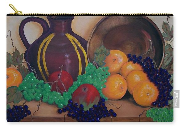 Tuscany Treats Carry-all Pouch