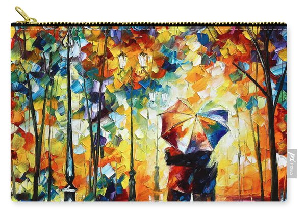 Under One Umbrella Carry-all Pouch