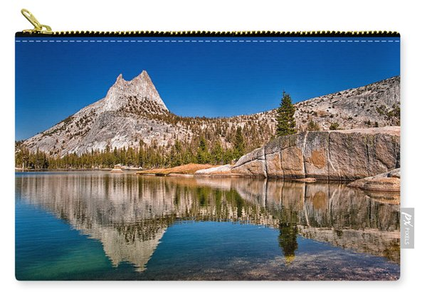 Upper Cathedral Lake Carry-all Pouch