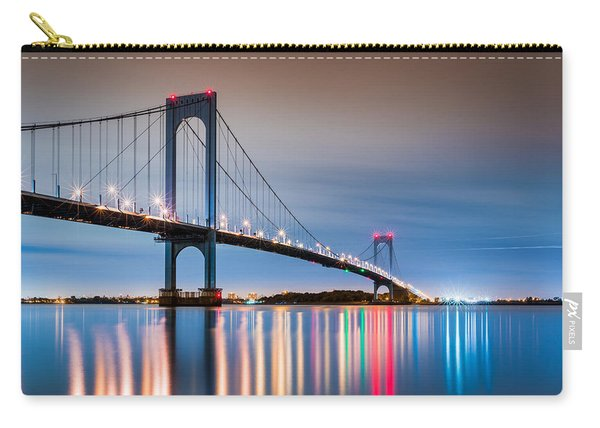 Whitestone Bridge Carry-all Pouch