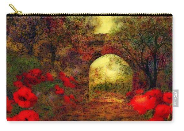 Ye Olde Railway Bridge Carry-all Pouch