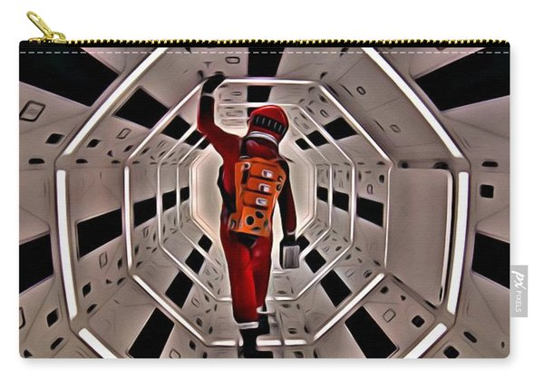 2001 A Space Odyssey Carry-all Pouch