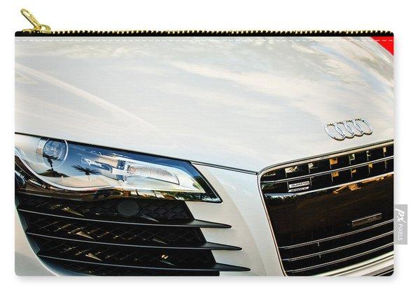 2008 Audi Hood Emblem -0440c Carry-all Pouch