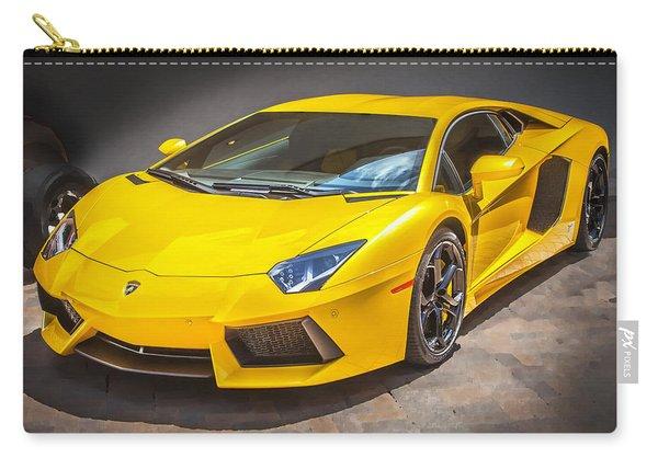 2013 Lamborghini Adventador Lp 700 4 Carry-all Pouch