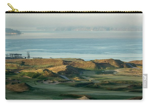 2015 U.s. Open - Chambers Bay I Carry-all Pouch