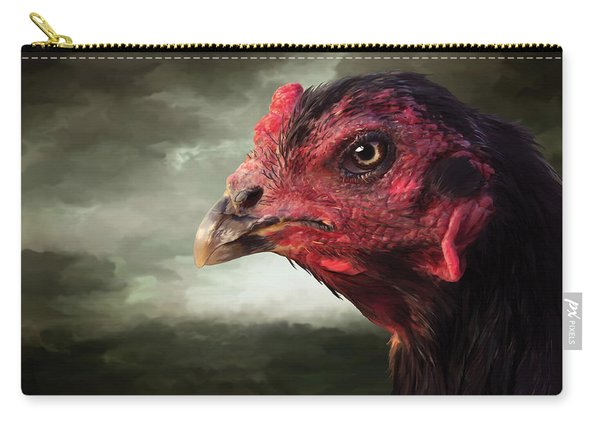 22. Game Hen Carry-all Pouch