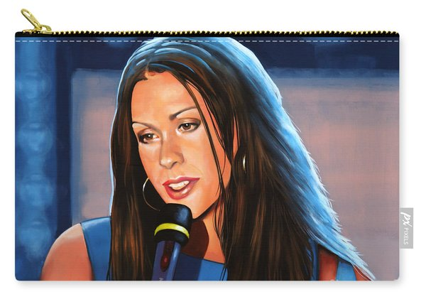 Alanis Morissette  Carry-all Pouch