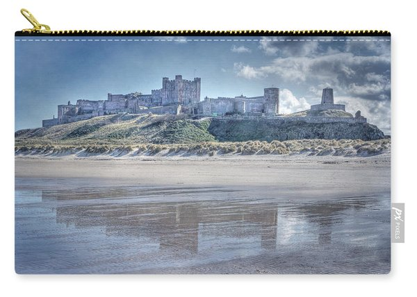 Bamburgh Castle 2 Carry-all Pouch