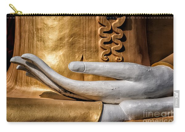 Buddha Hand Carry-all Pouch