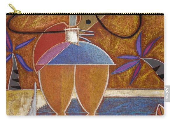Cuatro Caliente Carry-all Pouch