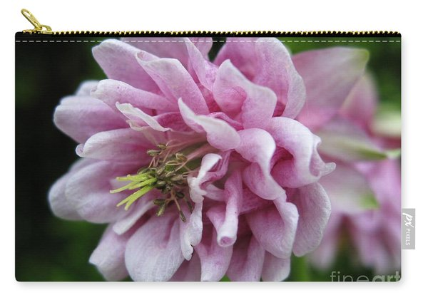 Double Columbine Named Pink Tower Carry-all Pouch