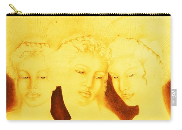 3 Graces Carry-all Pouch