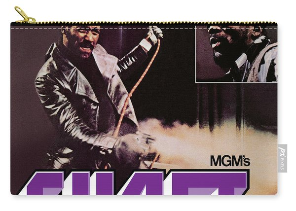Isaac Hayes -  Shaft Carry-all Pouch