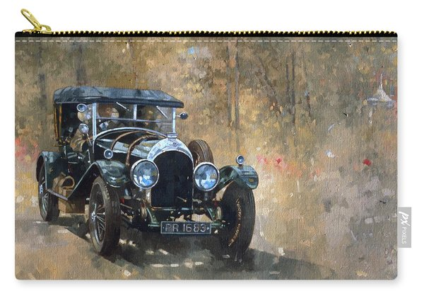 3 Litre Bentley At Cottesbrooke Carry-all Pouch